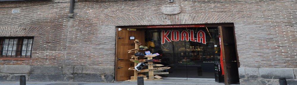 Deportes Koala tienda Lope de Vega