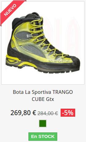 Bota La Sportiva TRANGO CUBE Gtx Hombre