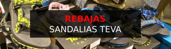 REBAJAS Sandalias TEVA