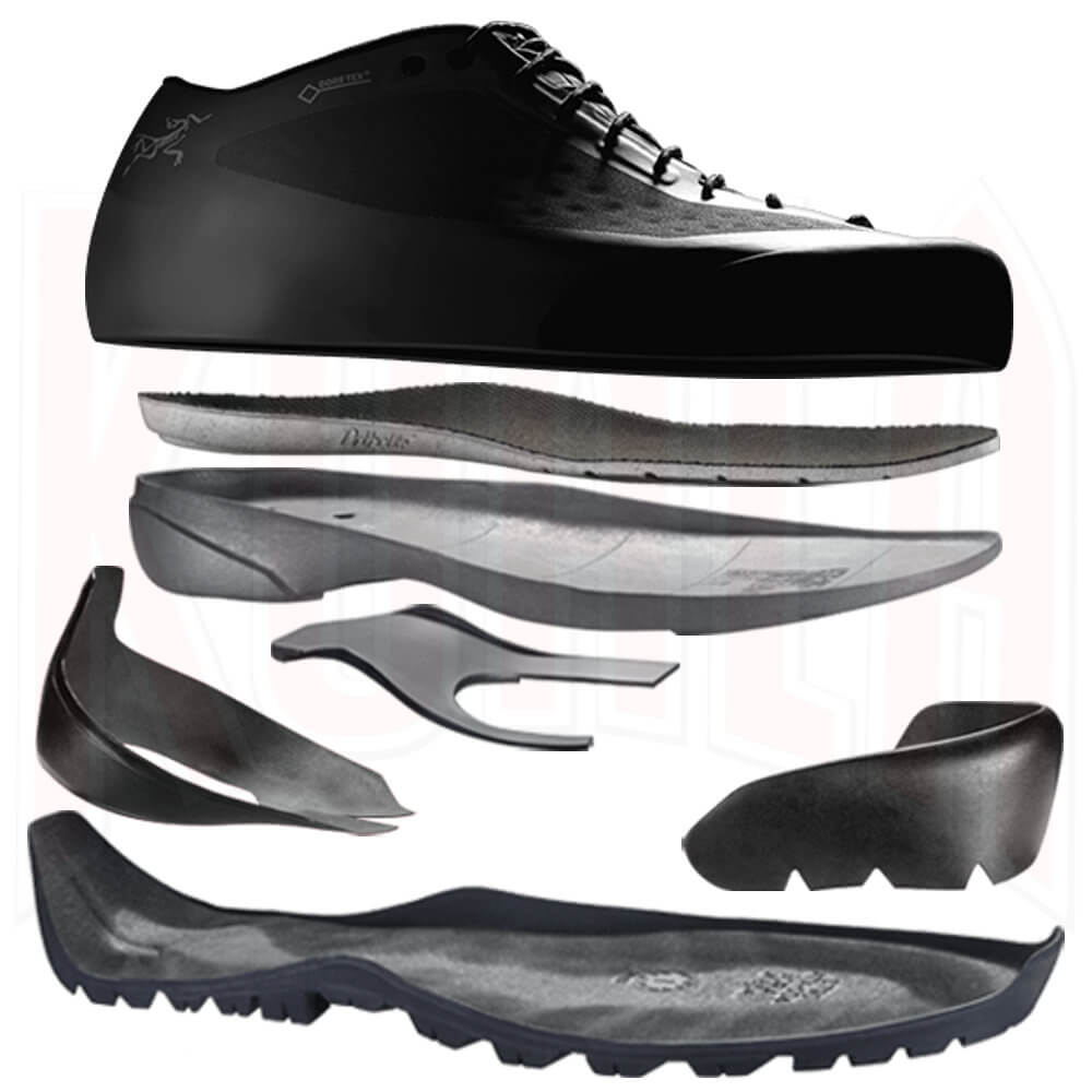 Calzado Arcteryx: Descúbre en Deportes KOALA