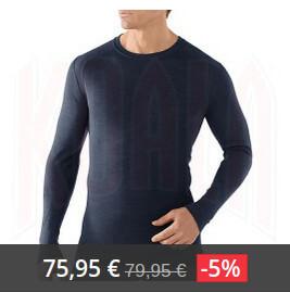 camiseta smartwool men nts 250 crew neck 2 Lana Merino