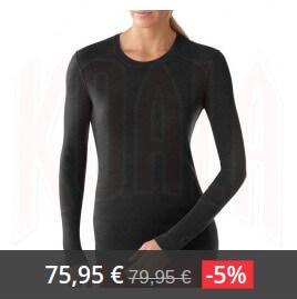 camiseta smartwool women nts 250 crew neck 1 Lana Merino