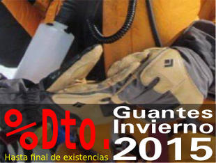 Guantes Invierno 2015