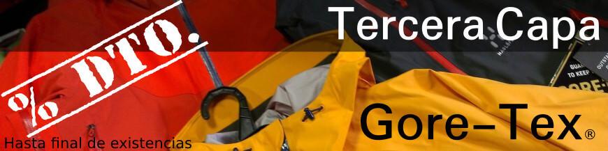 3ª Capa Gore-Tex® - % Dto - Hasta final de existencias - Temporada 2015 - Deportes Koala
