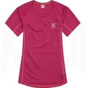 camiseta haglofs intense tee mujer deportes koala Haglofs en el rincón de montaña