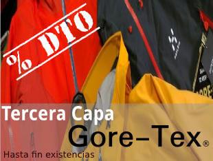 Tercera Capa - Gore Tex