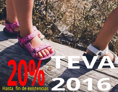 Sandalias TEVA® Summer 2016