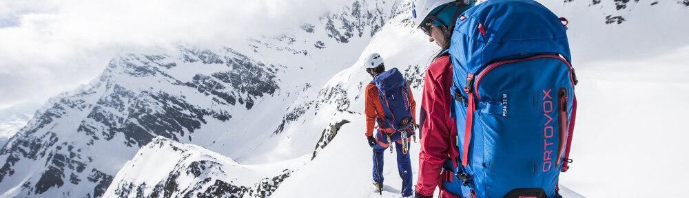 mochilas ortovox slider 1 deporteskoala Esquí de Travesía en Madrid