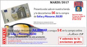mar2017 codigo descuento julbomar 300x161 Codigos Descuento Marzo 2017