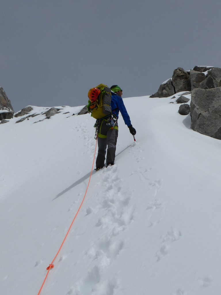 P1010940 1 768x1024 Botas de alpinismo La Sportiva G5