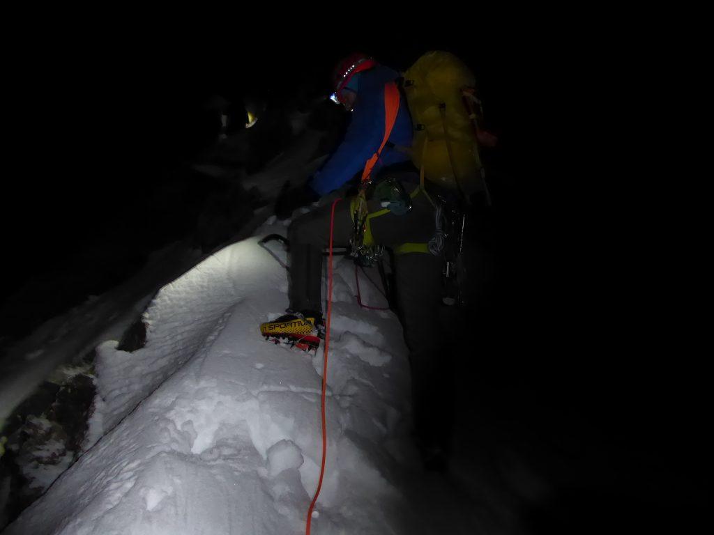 P1010958 1024x768 Botas de alpinismo La Sportiva G5