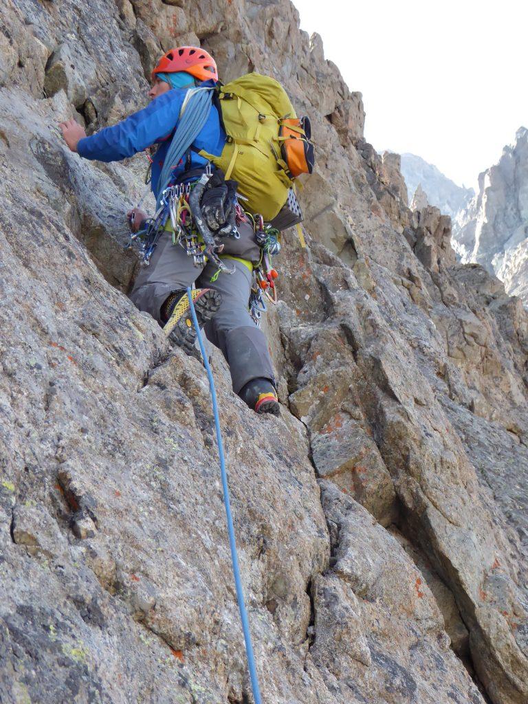 P1020155 768x1024 Botas de alpinismo La Sportiva G5