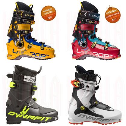 botas esqui travesia madrid deporteskoala Esquí de Travesía en Madrid
