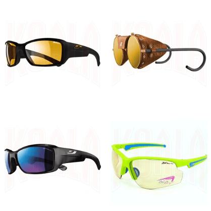 Gafas de sol para Esquí de travesía