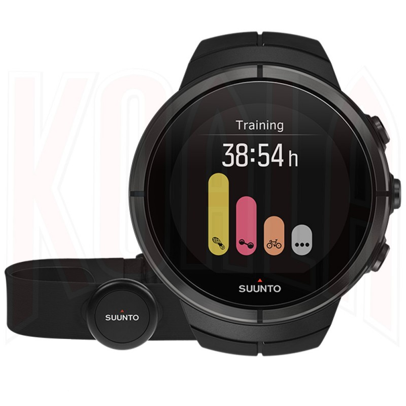 reloj suunto spartan ultra all titan hr black Suunto Spartan Ultra