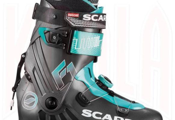 bota scarpa f1 recco mujer 582x400 Botas de Esquí de Travesía en Madrid