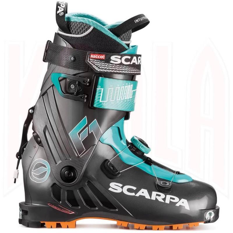 bota scarpa f1 recco mujer Botas SCARPA Esquí de Travesía