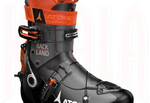 bota atomic backland carbon 582x400 Botas de Esquí de Travesía en Madrid
