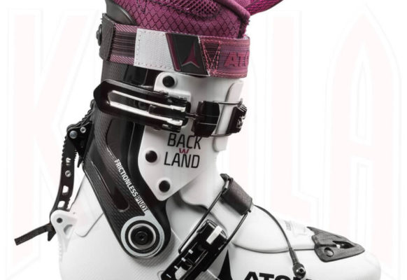 bota atomic backland mujer 582x400 Botas de Esquí de Travesía en Madrid