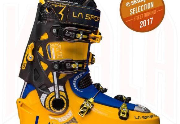 bota la sportiva spectre 20 582x400 Botas de Esquí de Travesía en Madrid