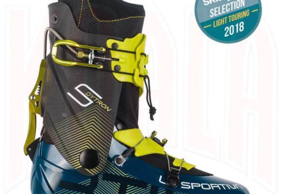 bota lasportiva sytron hombre 582x400 Botas de Esquí de Travesía en Madrid