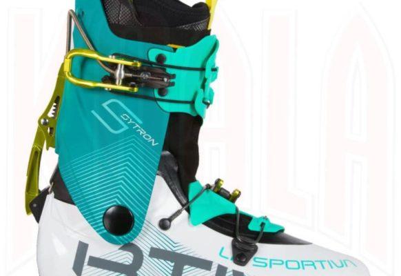 bota lasportiva sytron mujer 582x400 Botas de Esquí de Travesía en Madrid